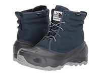 The North Face Tsumoru Ink Blue Griffin Grey Past Season Shoes Navy