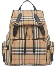 Burberry Medium Vintage Check Rucksack 60