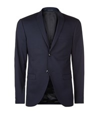 Tiger Of Sweden Evert Extra Slim Blazer Male Navy