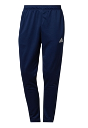 Adidas Performance Core Tracksuit Bottoms Dark Blue White