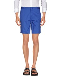 John Galliano Shorts Blue
