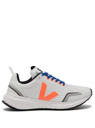 Veja Condor Alveomesh Running Shoes Orange White