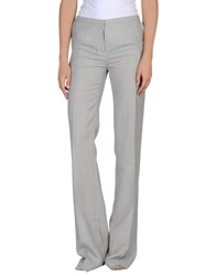 Antonio Berardi Casual Pants Light Grey