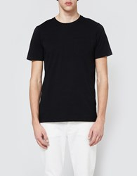 Wings Horns Original Pocket T Shirt In Black