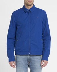 Tommy Hilfiger Royal Blue Ivy Cotton Jacket