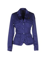 Blauer Suits And Jackets Blazers Women Bright Blue