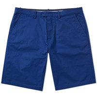 Fred Perry Sharp Twill Short Blue