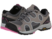 Jack Wolfskin Crosswind Low Pink Hortensia Women's Shoes