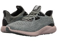 Adidas Alphabounce Em Utility Ivy Trace Green Vapour Grey Men's Running Shoes Gray