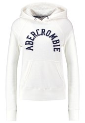 Abercrombie And Fitch Core Sweatshirt White