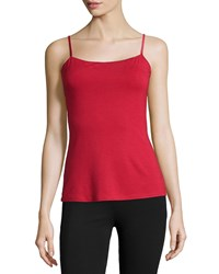 Cosabella Talco Stretch Camisole Poinsettia Red Women's Size Small