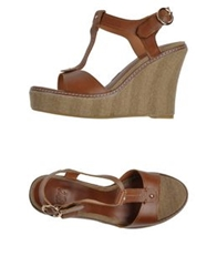 Pedro Del Hierro Sandals Brown