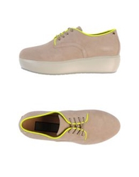 Cesare Paciotti 4Us Low Tops And Trainers Beige