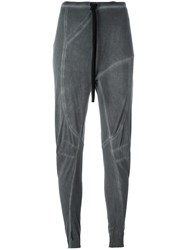 Lost And Found Ria Dunn Slim Fit Track Pants Grey