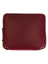 Comme Des Garcons Wallet 'Luxury Group' Wallet Red