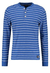 Abercrombie And Fitch Long Sleeved Top Blue
