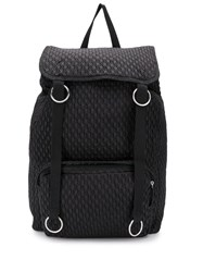 Eastpak X Raf Simons Topload Loop Backpack Black