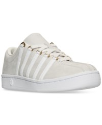 K Swiss Women's The Classic 88 P Casual Sneakers From Finish Line Bone White