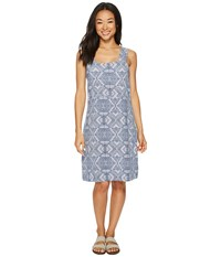 Aventura Clothing Prism Dress Blue Indigo