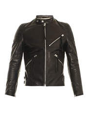 Acne Studios Oliver Leather Jacket