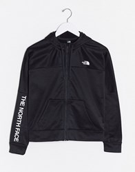 The North Face Tnl Full Zip Jacket In Black