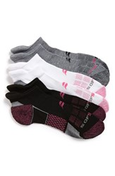 Women's Sof Sole 'Selective Cushion' Tab Performance Socks 3 Pack