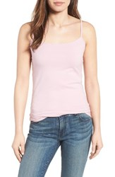 Halogenr Women's Halogen 'Absolute' Camisole Purple Fragrant