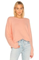 Central Park West Shangri La Sweater Pink