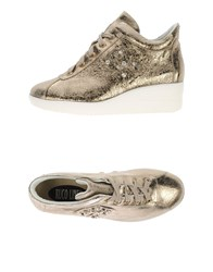 Ruco Line Footwear Low Tops And Trainers Women Bronze