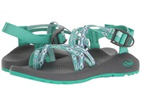 Chaco Zx 2 Classic Marina Mint Women's Sandals Blue