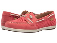 Sperry Coil Ivy Perf Wild Rose Women's Moccasin Shoes Pink