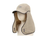 Outdoor Research Sun Runner Cap Youth Khaki Dark Grey Caps Gray