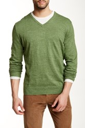 J.Crew Factory Slim V Neck Sweater Multi
