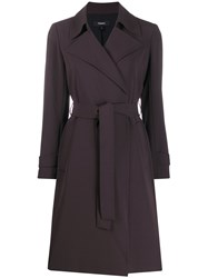 Theory Belted Trench Coat 60