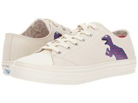 Paul Smith Ps Kinsey Sneaker Ivory Women's Lace Up Casual Shoes White