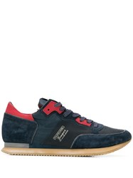 Philippe Model Tropez Vintage Mondial 70 Sneakers Blue