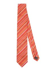 Karl Lagerfeld Lagerfeld Accessories Ties Men Orange