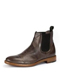 Frye Men's Chase Leather Chelsea Boot Gray
