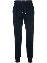 Emporio Armani Basic Track Trousers Blue