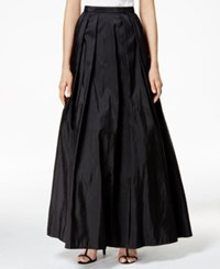Alex Evenings A Line Ball Skirt Black
