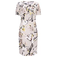 Gerry Weber Printed Dress Taupe