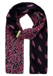Tom Tailor Scarf Red Bud Bordeaux