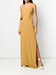 Chalayan Day Dress 108 Cumin