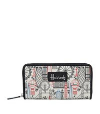 Harrods Balloons And Bicycles Wallet Multi