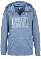 Under Armour Favorite Hoodie Heron White Blue