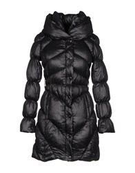 Walter Baker Down Jackets Black