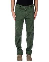 Reporter Casual Pants Green