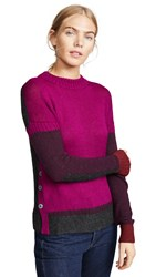 M.Patmos Francois Sweater Berry Combo