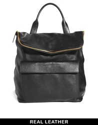 Whistles Verity Backpack Black