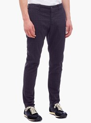 Ymc Black Perforated Deja Vu Trousers